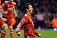 Flashback: Torres double for Liverpool against Chelsea