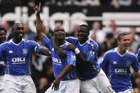 Goal of the day: Pamarot's screamer for Pompey