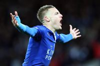 Goal of the day: Vardy's volley stuns Liverpool