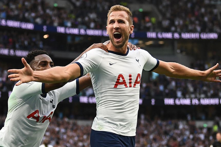 Harry Kane, Spurs