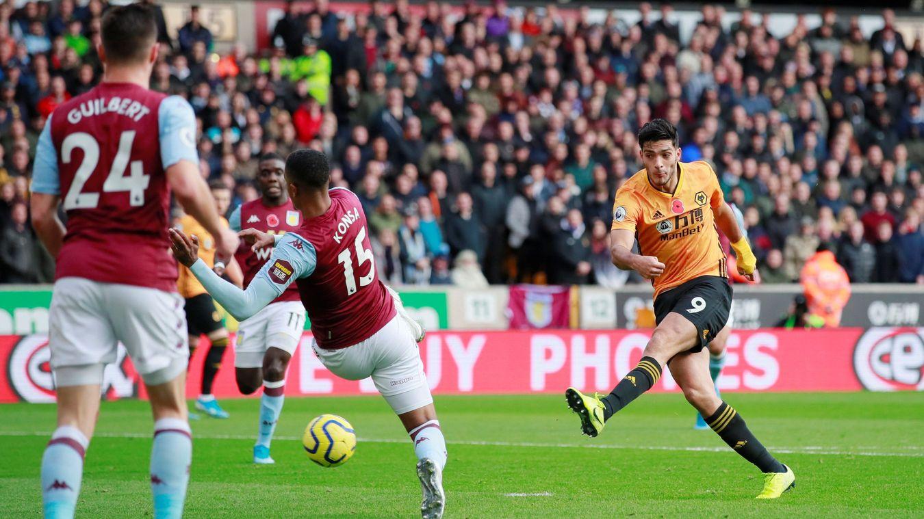 Wolverhampton Wanderers 2-1 Aston Villa