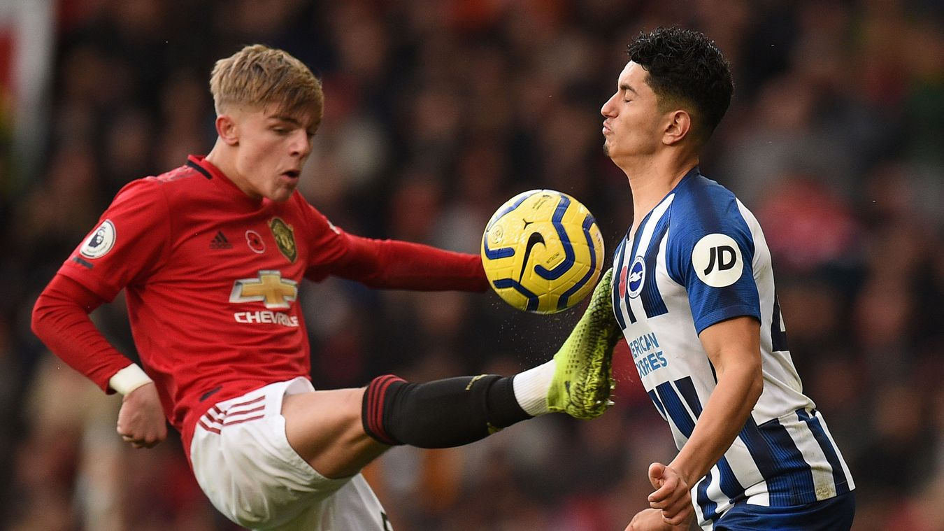 Manchester United 3-1 Brighton & Hove Albion