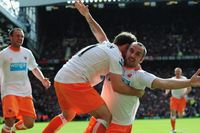 Goal of the day: Taylor-Fletcher's Old Trafford flick