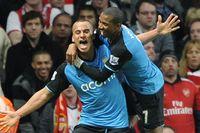 Flashback: Agbonlahor stuns Arsenal
