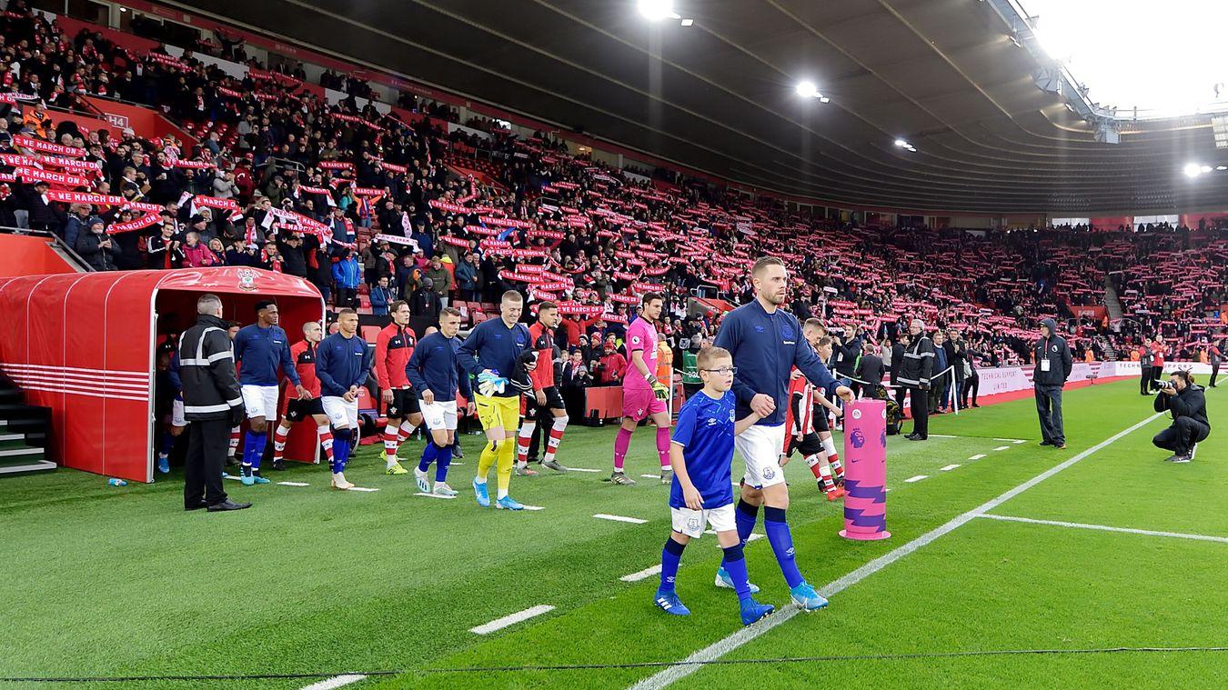 Southampton 1-2 Everton