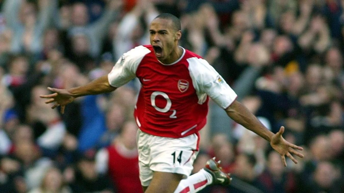 On this day - 16 Nov 2002: Arsenal 3-0 Spurs