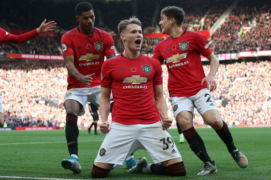 McTominay awarded goal against Brighton