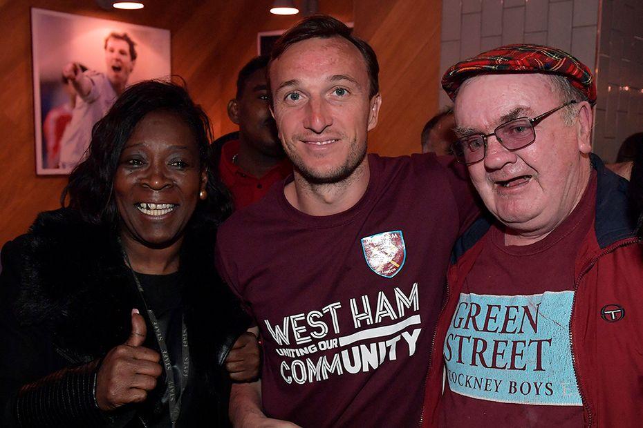 Mark Noble, West Ham United