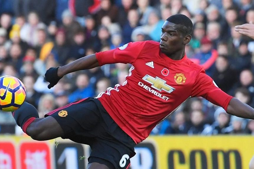 Goal of the day: Pogba's showstopper at Swansea