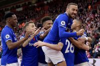 GW13 Update: Everton to be tested in tough run