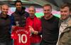 Marcus Rashford, John Burk, Man Utd