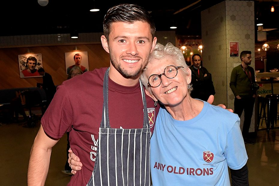 Any Old Irons, Aaron Cresswell