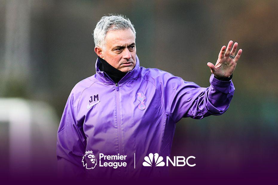 Jose Mourinho, NBC, Spurs