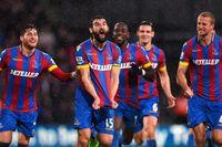 Flashback: Jedinak helps Palace stun Liverpool