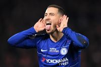 Hazard: Why West Ham solo strike is one of my top goals