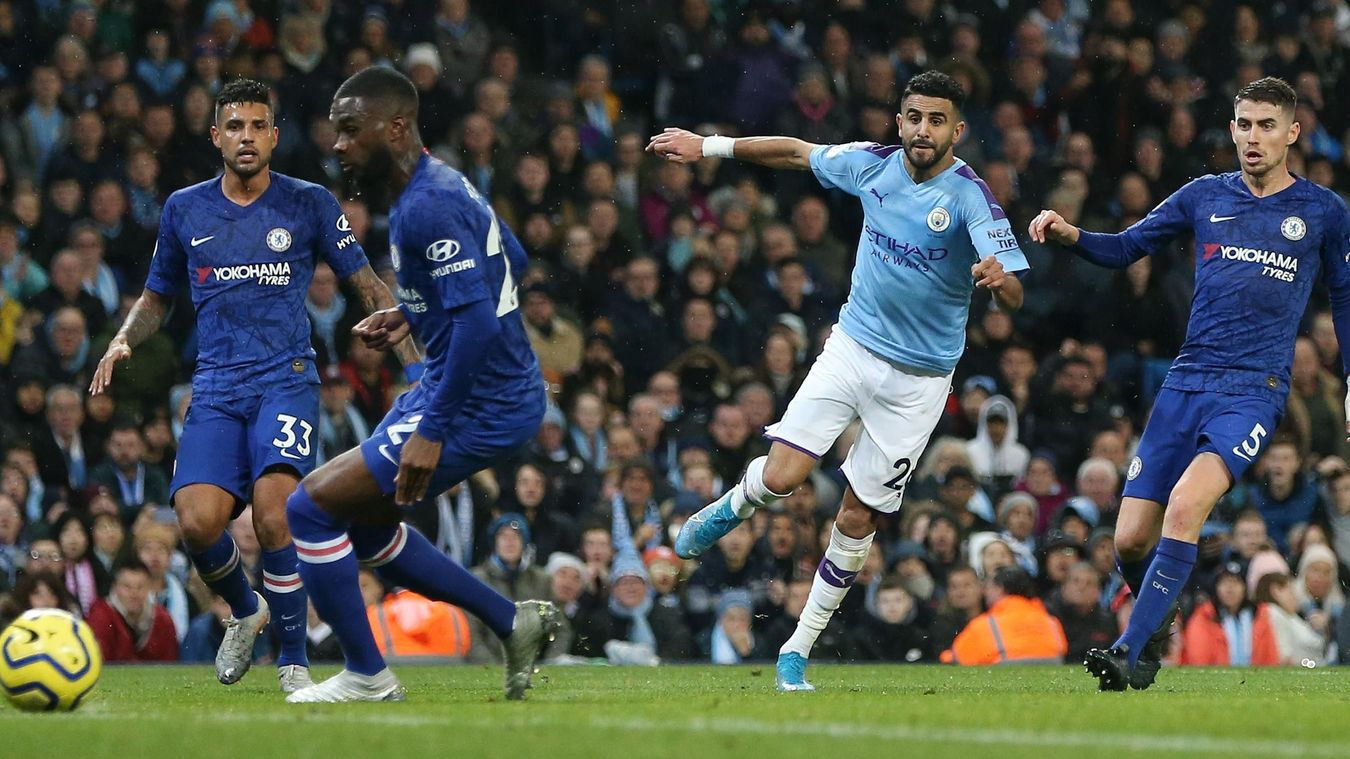 Manchester City 2-1 Chelsea