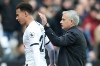 'Dele Alli can be a top player for Mourinho'