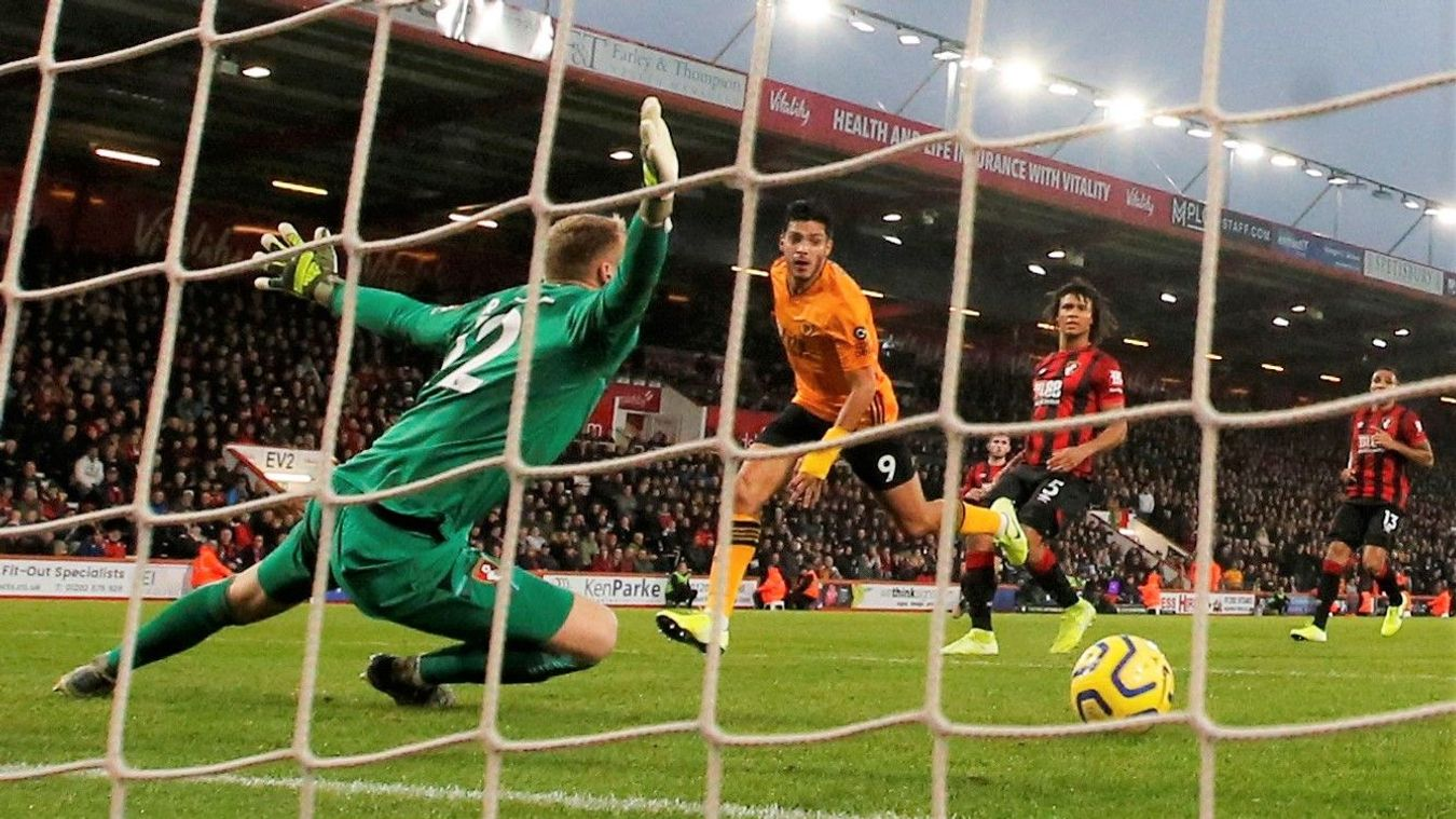 AFC Bournemouth 1-2 Wolverhampton Wanderers