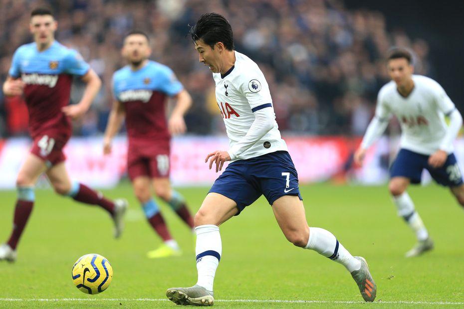 Son Heung-min, Spurs