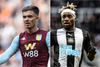 Jack Grealish and Allan Saint-Maximin composite wide