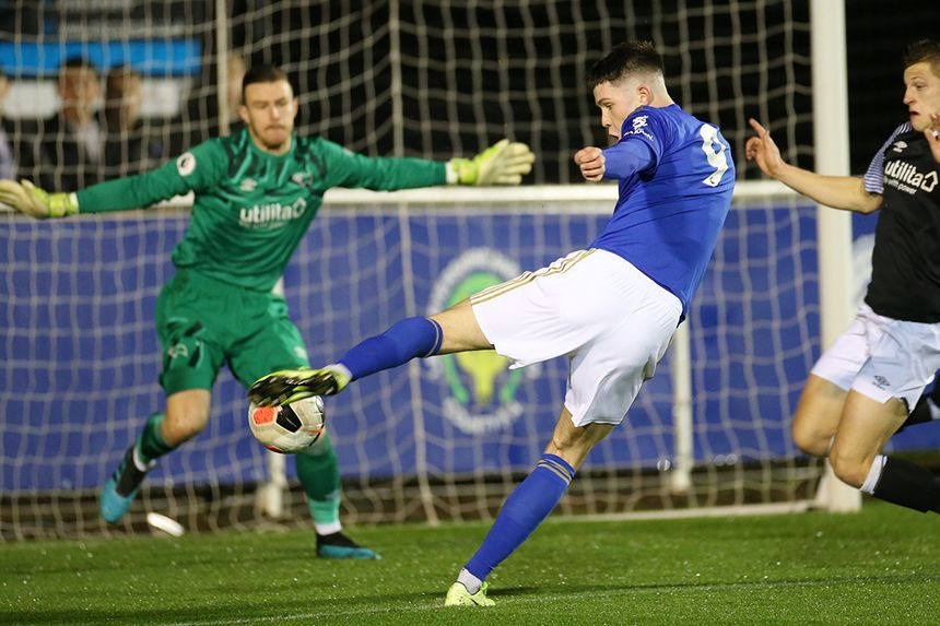 Leicester City v Derby County, PL2