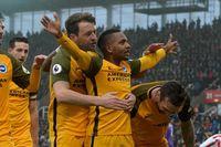 Goal of the day: Izquierdo makes brillant Brighton move