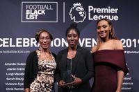 'Football Black List is a celebration of achievement'
