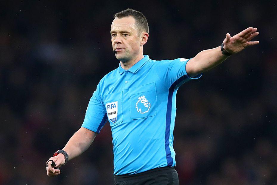 Stuart Attwell, referee