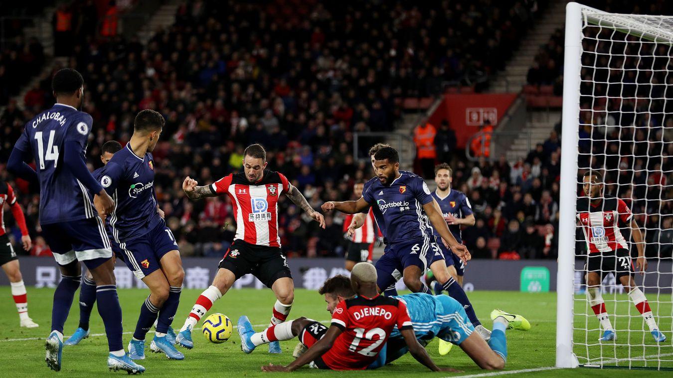 Southampton 2-1 Watford