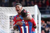 Classic match: Palace edge Cherries in thriller