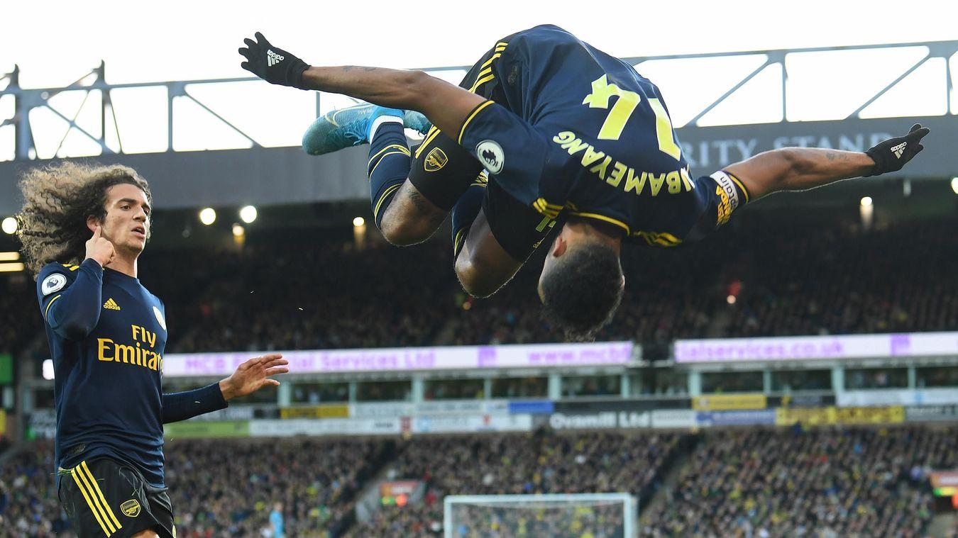 Norwich City 2-2 Arsenal