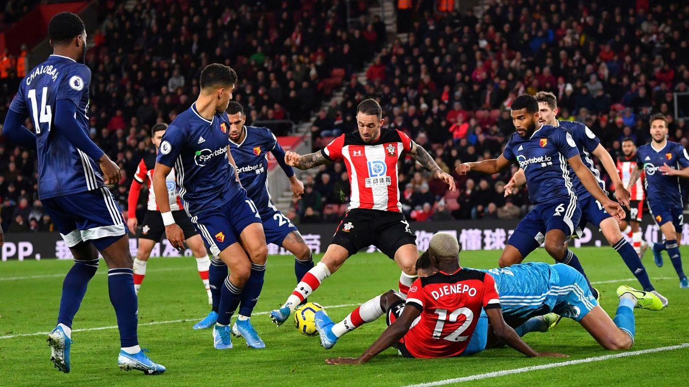 Southampton v Norwich