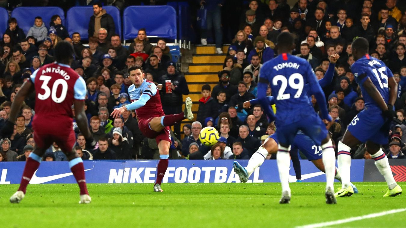 Chelsea 0-1 West Ham United