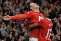 Goals of the Decade: Rooney's bicycle kick