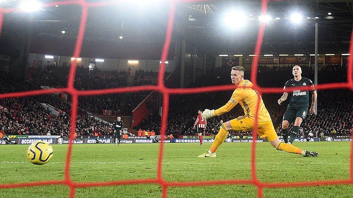 Sheffield United 0-2 Newcastle United