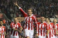 Nine years ago today: Crouch's outrageous volley