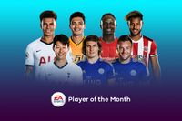 EA SPORTS Player of the Month nominees