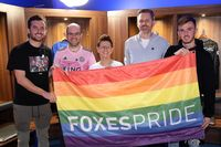 Rainbow Laces: Leicester City