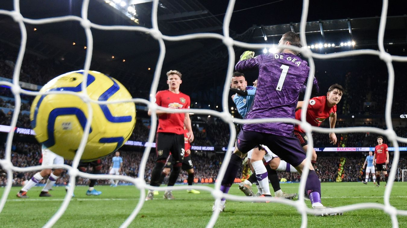 Manchester City 1-2 Manchester United