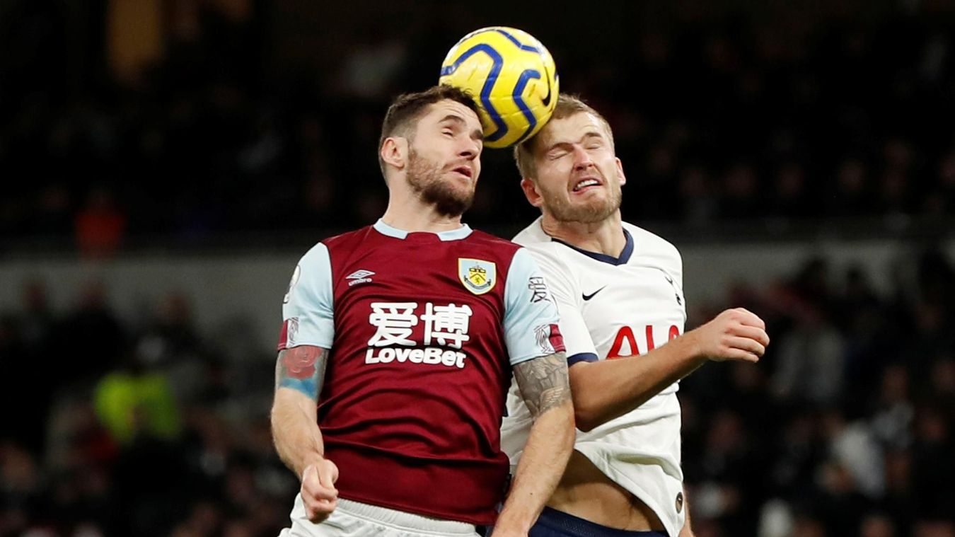 Tottenham Hotspur 5-0 Burnley
