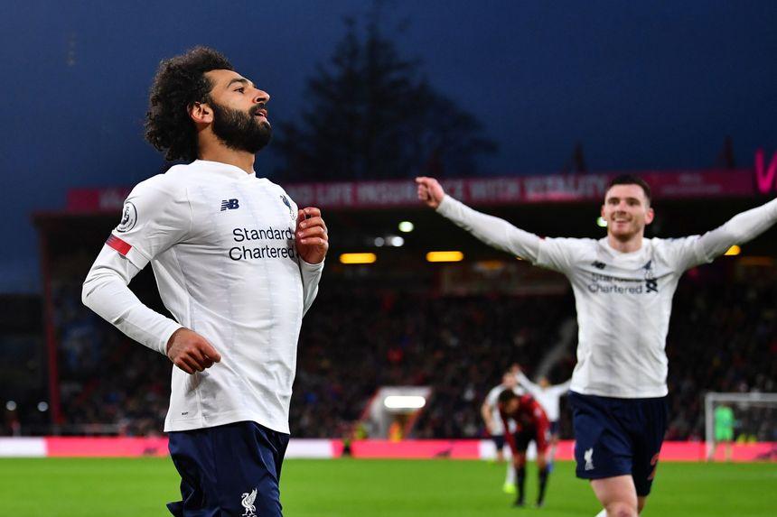 Salah, Liverpool