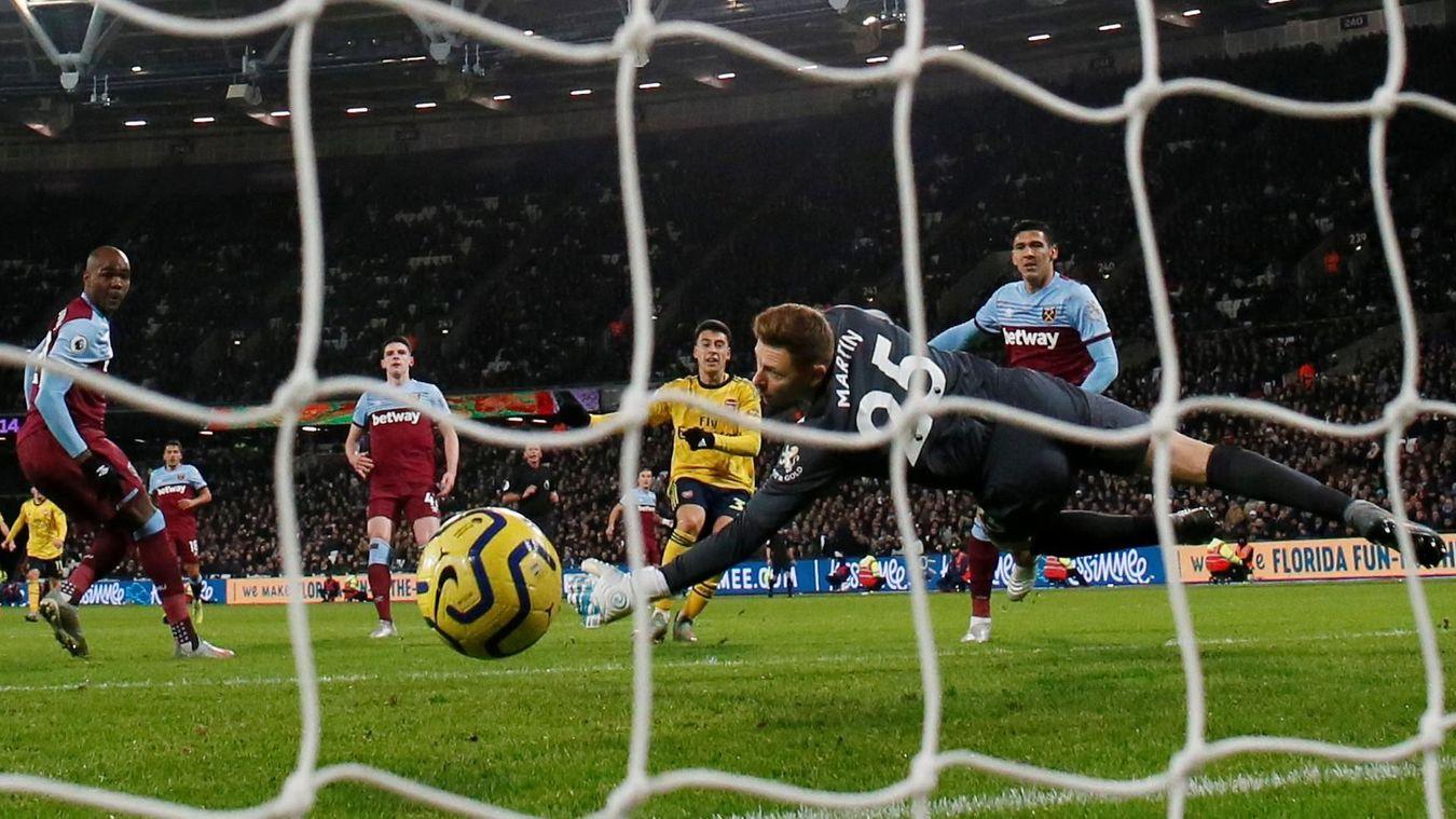 West Ham United 1-3 Arsenal