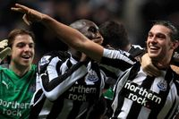 Flashback: Carroll stars as Newcastle beat Liverpool
