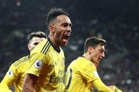 GW17 Update: Aubameyang gives managers second thoughts