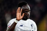 Mane claims EA SPORTS Player of the Month award