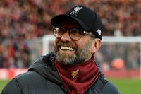 Klopp named November's Barclays Manager of the Month