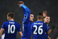 Flashback: Vardy and Mahrez stun Chelsea