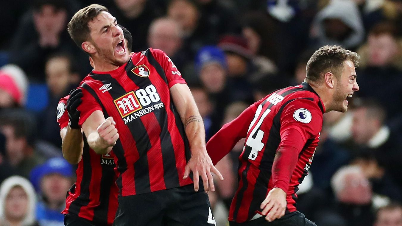 Chelsea 0-1 AFC Bournemouth