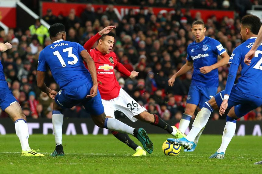 Manchester United v Everton FC - Premier League