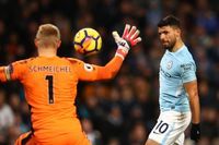 Classic match: Aguero hits four against Leicester